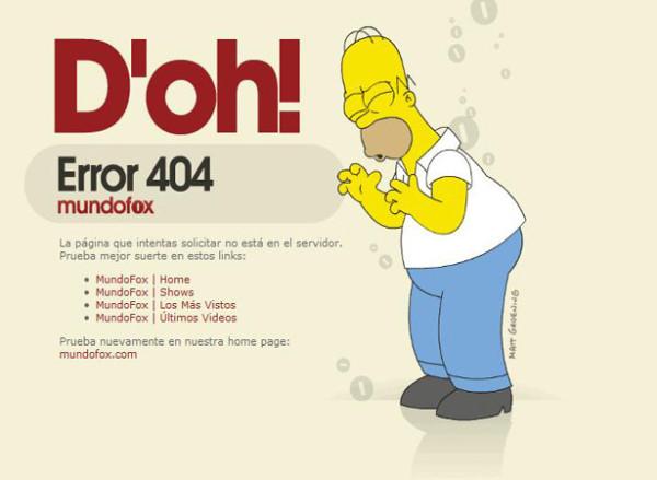 18. 404 error design