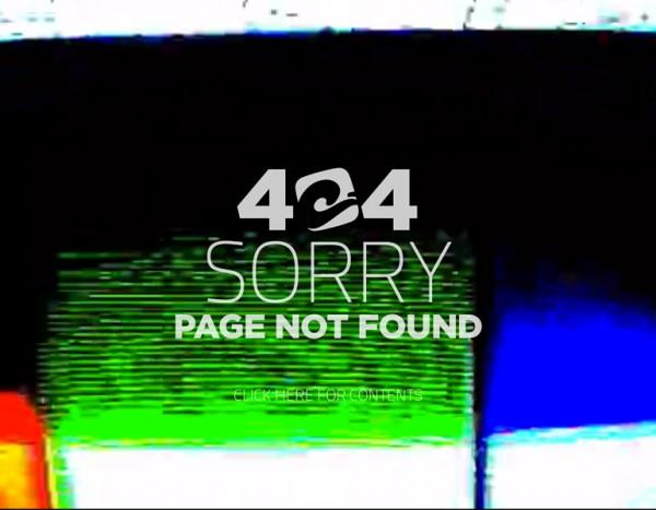 34. 404 error design