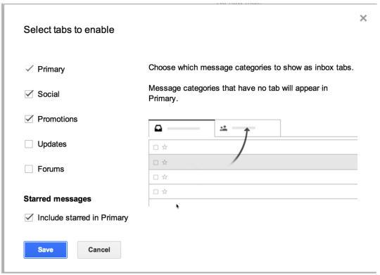 Select Tabs copy 540x39119 استفاده از تب های جدید جی میل را شروع کنید