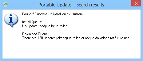 Updates Found10 آپدیت کردن ویندوز چند کامپیوتر با استفاده از درایو USB و بطور آفلاین!