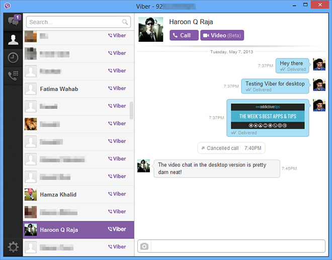 Viber-desktop-app-chat