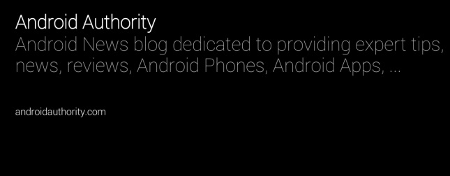 google glass android authority