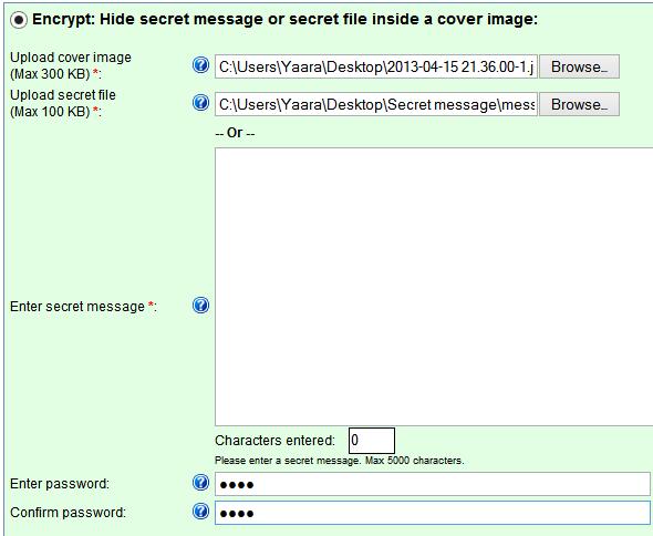 mobilefish 4 روش پنهان کردن پیام های محرمانه در تصویر
