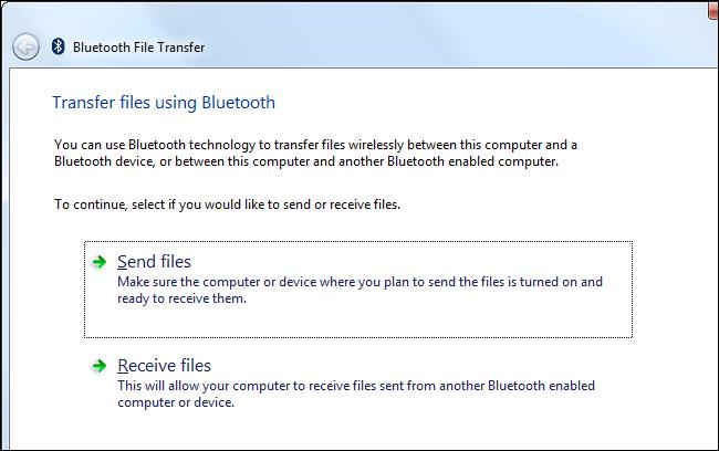 bluetooth file transfer ۵ کاری که می توانید با بلوتوث انجام دهید