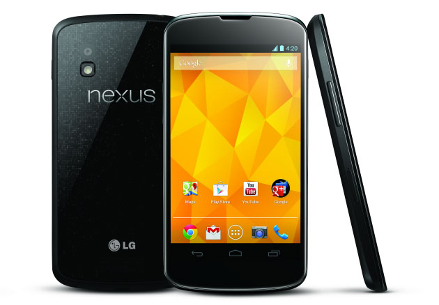 Nexus 4 with Android 4.1.0 Jelly Bean