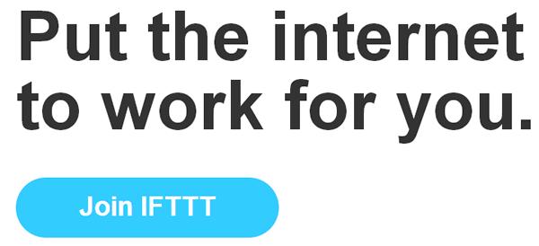 ifttt gmail 1 چگونه بوسیله IFTTT از پیوست های جی میل بک آپ تهیه کنیم