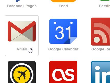 ifttt gmail 2 چگونه بوسیله IFTTT از پیوست های جی میل بک آپ تهیه کنیم