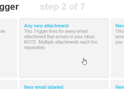 ifttt gmail 3 چگونه بوسیله IFTTT از پیوست های جی میل بک آپ تهیه کنیم