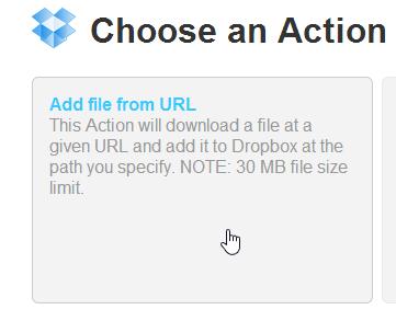 ifttt gmail 4 چگونه بوسیله IFTTT از پیوست های جی میل بک آپ تهیه کنیم