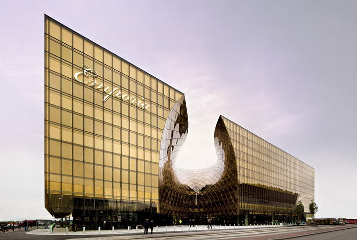 ۱۰ ساختمان شگفت انگیز جهان